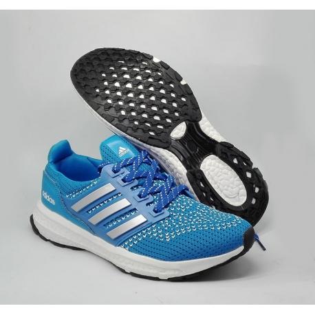 کفش مردانه آدیداس اولترا بوست آبی
