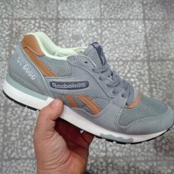 reebok GL 6000 clasic dark gray - brown