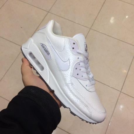 nike air max 90 white 2016