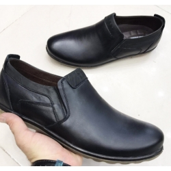کفش مردانه چرم اصل مارك ecco